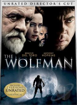 Wolfman DVD Cover Art