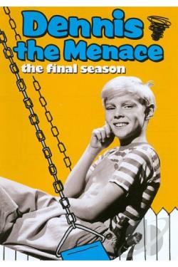 Dennis the Menace: The Final Season DVD Cover Art