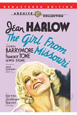 Girl From Missouri DVD Cover Art