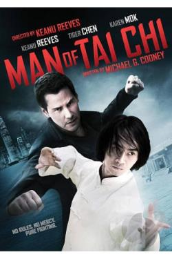 Man of Tai Chi DVD Cover Art