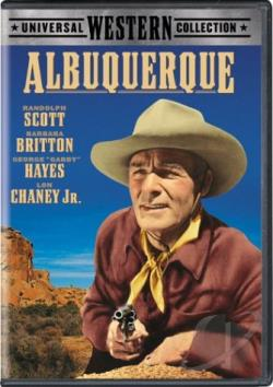 Albuquerque DVD Cover Art