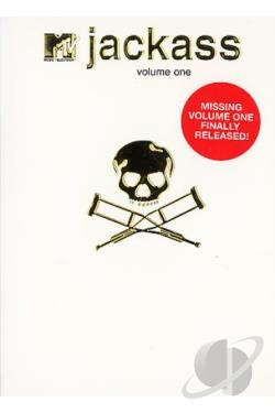 Jackass - Vol. 1 DVD Cover Art