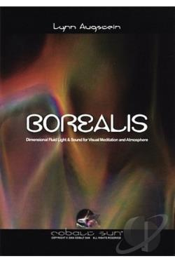 Borealis - Dimensional Fluid Light and Sound for Visual Meditation and Atmosphere DVD Cover Art