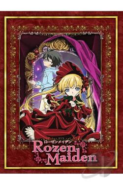 Rozen Maiden - Box Set DVD Cover Art