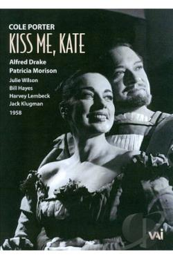 Hallmark Hall of Fame: Kiss Me, Kate DVD Cover Art