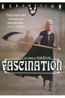 Fascination DVD Cover Art