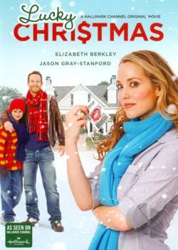 Lucky Christmas DVD Cover Art