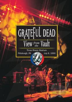 Grateful Dead - View from the Vault I DVD Cover Art