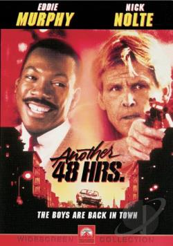 Another 48 Hrs. DVD Cover Art