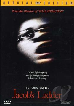 Jacob's Ladder DVD Cover Art