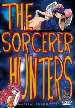 Sorcerer Hunters 1 - Magical Encounters DVD Cover Art