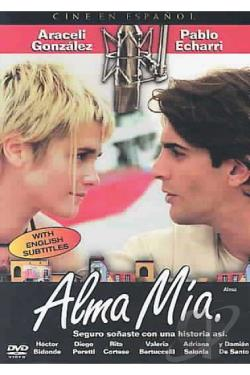 Alma Mia DVD Cover Art