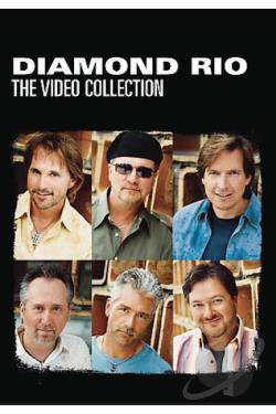 Diamond Rio - The Video Collection DVD Cover Art