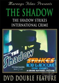 Shadow - International Crime/The Shadow Strikes DVD Cover Art