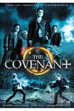 Covenant DVD Cover Art