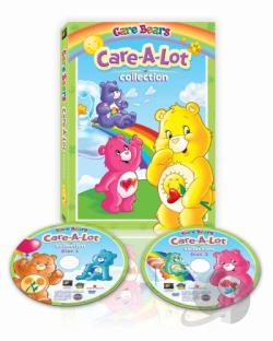 Care Bears - Care-A-Lot Collection DVD Cover Art