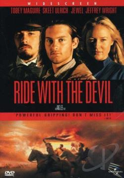 Ride with the Devil DVD Cover Art
