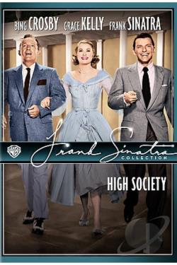 High Society DVD Cover Art