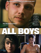 All Boys DVD Cover Art