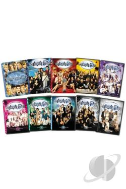 Melrose Place - The Complete Series DVD Cover Art