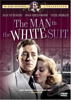 Man In The White Suit DVD Cover Art