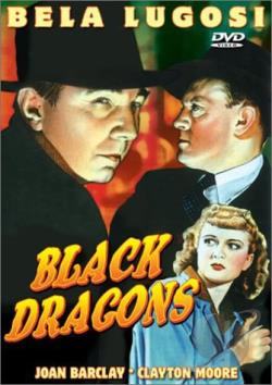 Black Dragons DVD Cover Art