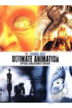 F8/Eternal Gaze - Ultimate Animation DVD Cover Art