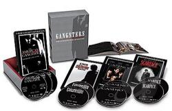 Gangsters: The Ultimate Film Collection DVD Cover Art