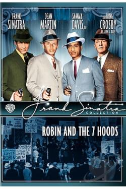 Robin and the Seven Hoods DVD Cover Art