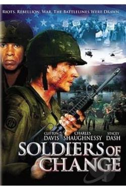Soldiers of Change DVD Cover Art