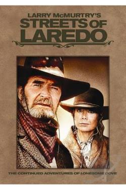 Streets of Laredo DVD Cover Art