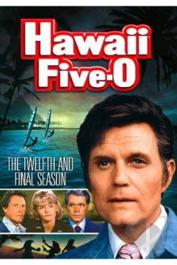 Hawaii Five-O - The Twelfth And Final Season DVD Cover Art