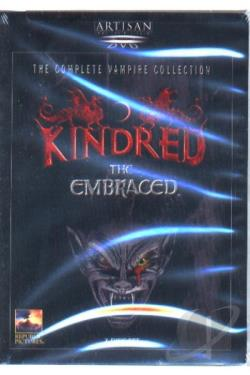 Kindred : The Embraced DVD Cover Art