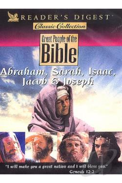 Abraham, Sarah, Isaac, Jacob & Joseph DVD Cover Art