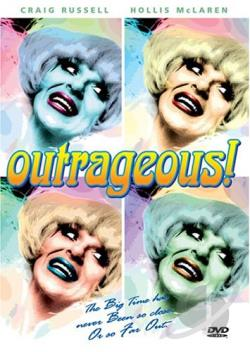 Outrageous! DVD Cover Art