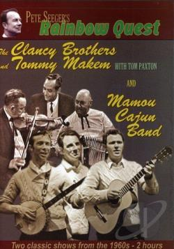 Clancy Brothers and Tommy Makem & The Cajun Band - Rainbow Quest DVD Cover Art