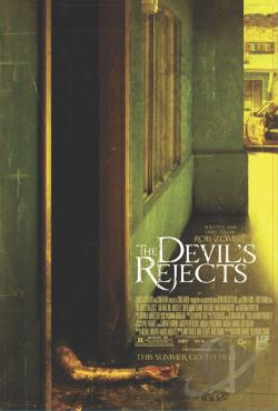 Devil's Rejects DVD Cover Art