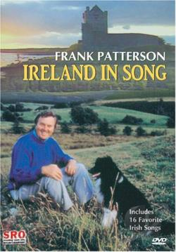 Frank Patterson - Ireland in Song DVD Cover Art