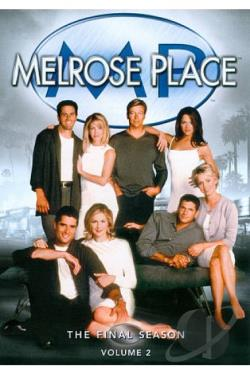 Melrose Place: The Final Season, Vol. 2 DVD Cover Art