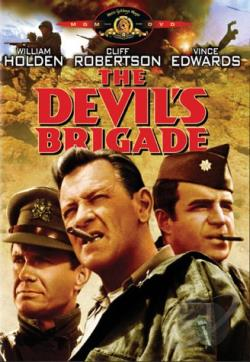 Devil's Brigade DVD Cover Art