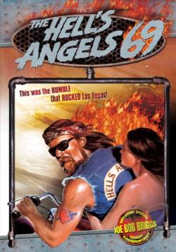Hell's Angels '69 DVD Cover Art