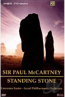 Paul McCartney - Standing Stone DVD Cover Art