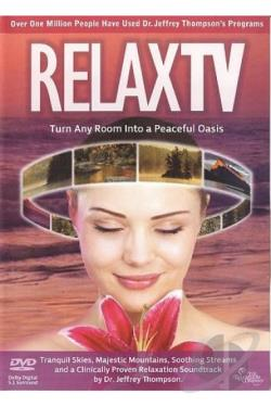 relax tv turn any room into a peaceful oasis dvd movie. Black Bedroom Furniture Sets. Home Design Ideas
