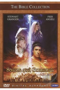 Sodom and Gomorrah DVD Cover Art