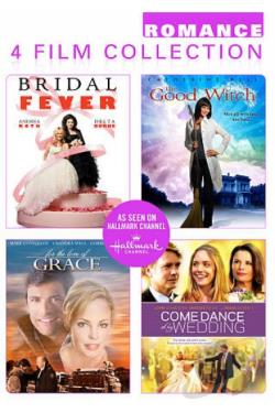 Movie-Night Marathon!: Four Films to Capture Your Heart DVD Cover Art