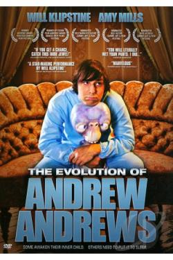 Evolution of Andrew Andrews DVD Cover Art