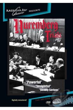 Nuremberg DVD Cover Art