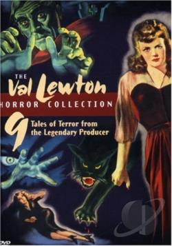Val Lewton Horror Collection DVD Cover Art