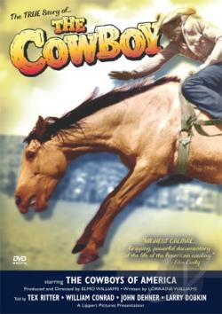 Cowboy DVD Cover Art