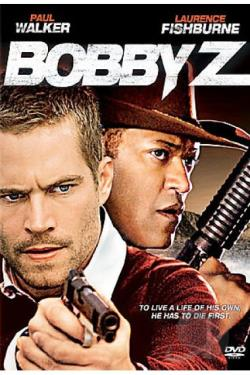 Bobby Z DVD Cover Art
